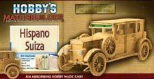 Hobbys Matchbuilder Mk6111 Hispano Suiza Car Matchstick Kit