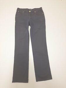 Armani Jeans Damenhose W31 Dunkelblau Dünner Stoff