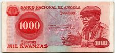 Angola 1000 Kwanzas 1979 P-117 Banknote - n85