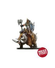 D&D Miniatures Thundertusk Cavalry #12 Blood War