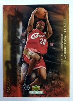 2003-04 Upper Deck Freshman Season Collection Lebron James Rookie RC #27, CAVS