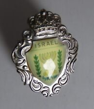 VINTAGE ISRAEL PIN                (INV16397)