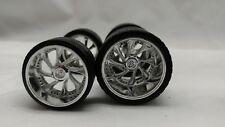 Jada diecast cars 1 24 scale Wheels tires axle muscle machine custom modeling