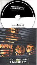 GRAHAM REYNOLDS A Scanner Darkly - Original Soundtrack 2017 UK 11-trk promo CD