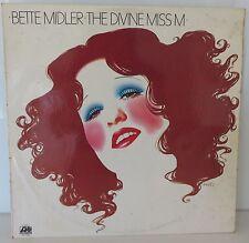 ORIGINAL 1972 - BETTE MIDLER - THE DIVINE MISS M - LP - VINYL ALBUM