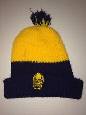 Star Wars C3PO Knit Winter Beanie Hat Ski Stocking Cap Vintage 1983 Licensed