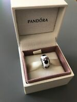 DISNEY Minnie Genuine PANDORA murano charm