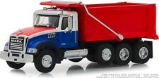 Greenlight 1/64 SD Trucks S6 2019 MACK Granite Dump Truck  NEW TOOLING! 45060B