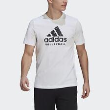 adidas Volleyball Graphic Logo Tee Men's