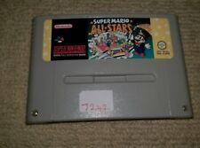 SUPER MARIO ALLSTARS  - Rare Super Nintendo SNES Game
