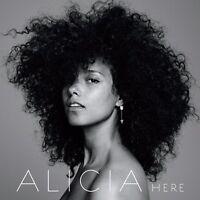 ALICIA KEYS - HERE   CD NEU