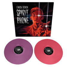 Lemon Demon - Spirit Phone - Reaganomics Neon LP - SEALED