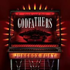 The Godfathers - Jukebox Fury [New CD]
