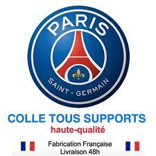 Stickers autocollant PSG PARIS foot football, plusieurs tailles, super prix