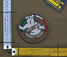 "Ricamata / Embroidered Patch Italian SF ""TF45 Ghost"" with VELCRO® brand hook"