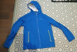 Gortex Craighoppers jacket mens size large blue