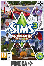Les Sims 3 Saisons pack d'extension Seasons Addon PC EA Origin Code - EU & FR