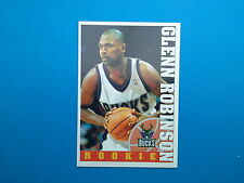 1995-96 Panini NBA Basketball Sticker N.288 Glenn Robinson Rookie