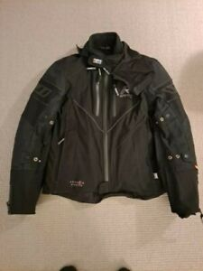 Rukka NIVALA GORE-TEX Motorcycle Jacket Size 52 Used Excellent Condition