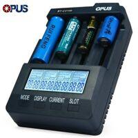 Opus BTC3100 V2.2 Battery Charger Analyzer Tester Li-ion AA AAA NiMH 18650 EU PL
