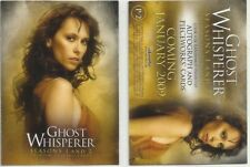 Ghost Whisperer: Seasons 1 & 2 Promo Card P-2 By Inkworks