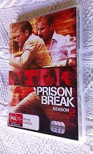 PRISON BREAK - SEASON TWO (DVD+ 6-DISC ) R-4, LIKE NEW, FREE POST IN AUSTRALIA