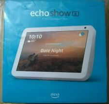NEW!!! Amazon Echo Show 8 Alexa Smart Speaker, White