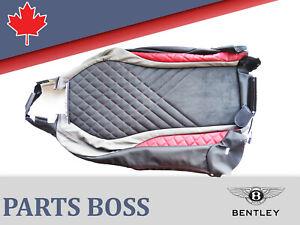 Bentley Continental Supersports 2017+ OEM Backrest Cover Leather Left 3W3881805T