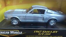 1:18 Ford mustang shelby gt350 1967 ERTL no autoworld Highway GMP AUTOART