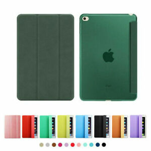 Smart Magnetic Folding PU Leather Flip Case Cover for Apple iPad MINI 1,2,3,4,5