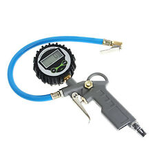 Car Truck Vehicle Digital Air Tire Pressure Inflator Gauge LCD Dial Meter Tester