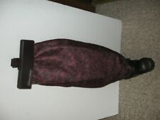 Vintage Kirby G5 Maroon Upright Vacuum Cleaner Outer Cloth Bag with Emptor