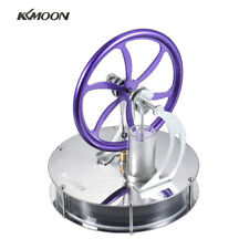 KKmoon Low Temperature Stirling Engine Motor Model Heat Steam Education Toy E0R3