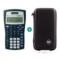 TI 30 X II S Taschenrechner + Schutztasche Schutzhülle