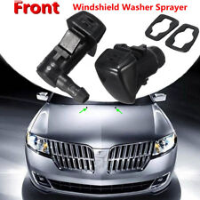 2X Windshield Wiper Water Spray Washer Nozzle For 08-12 Ford Fusion Milan TMPG