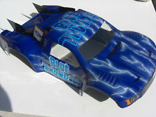 CUSTOM PAINTED BODY RADIO CONTROLLED CAR BODY  4X4 SLASH  RC SHORT COURSE SC10