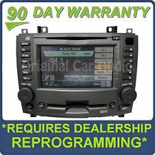 Cadillac CTS OEM Navigation GPS Screen Radio 6 Disc CD Changer U2V 25735674