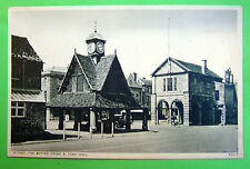 Inter-War (1918-39) Collectable Oxfordshire Postcards
