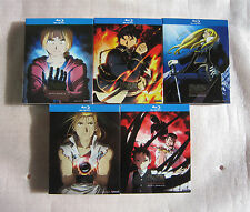 Fullmetal Alchemist Brotherhood - Blu-Ray Collection Parts 1-5 Complete Series