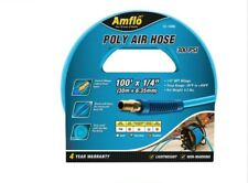 Amflo 12 100 E 100 Ft L X 14 In D Polyurethane Air Hose 300 Psi Blue