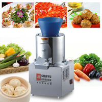110V Commercial Electric Vegetable Meat Chopper 200W 4000rmp/min Durability