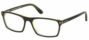 Occhiali da Vista Tom Ford FT 5295 Dark Green 56/17/145 uomo