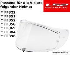 LS2 Visier für Helm LS2 FF351 / FF352 / FF369 / FF384 klar Pinlock vorbereitet