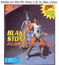 Blake Stone: Aliens of Gold PC Mac Linux Game
