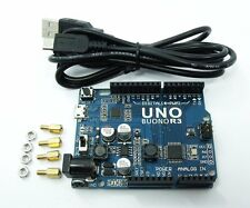 5pcs BUONO UNO R3 Compatible Arduino UNO R3 Improved 3.3V/5V Selectable Cable