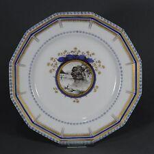 Nymphenburg Teller Bayerisches Königsservice Perl Planegg plate Auliczek