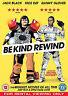 Be Kind Rewind DVD Jack Black Mos Def Danny Glover Mia Farrow