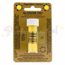 Sugarflair BLOSSOM Edible Petal Food Colour Powder Dust - Sugarcraft Cake Tints