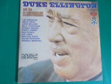 LP DUKE ELLINGTON AND THE ELLINGTONIANS MAX ROACH JOE JONES DOPPIO LP GATEFOLD