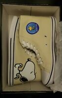 New Snoopy High Cut Sneakers *READ DESCRIPTION*
